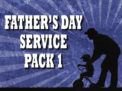FATHER'S DAY SERVICE PACK